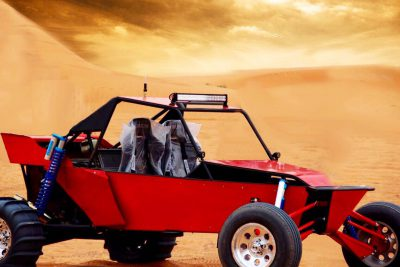 Buggy Self Drive Desert in Dubai
